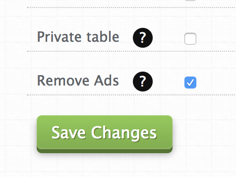 How to remove Compare Ninja's label from your comparison table